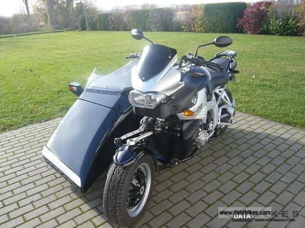 Bmw sidecar k1200