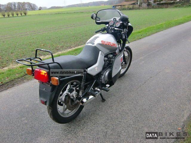 Suzuki Gs 550 M Katana Fairing 4in1 System