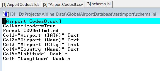 Adding Custom Geocoding For Airport IATA Codes in #Tableau | Data Blends
