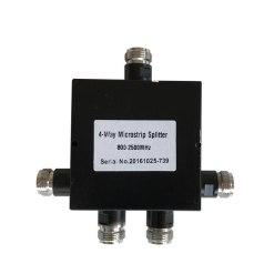 4-Way Microstrip Signal Splitter 800-2500Mhz