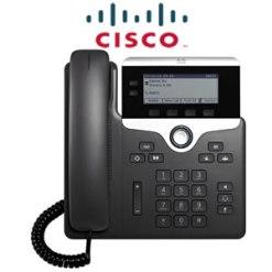 Cisco 2-Line IP Phone 7821-3PCC-K9  with Multiplatform phone firmware