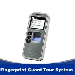 DE-6500F Biometric Fingerprint Verification Guard Tour Patrol System