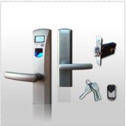 Fingerprint door Lock with remote control