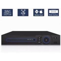8 channel 5in1 hybrid AHD DVR(DES-AHD5108H-HI)