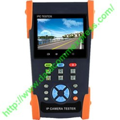 3.5 inch touch screen CCTV IP camera tester with Built-in WIFI( IPC-3500)