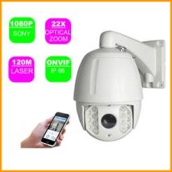 2MP Sony IP PTZ Camera with 22X Zoom(MCBH22XH200)