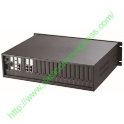 TK-16128-824 8lines , 48Ext analog PBX expandable to16Lines, 128Ext.