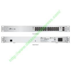 Unifi 24 port manage poe switch with SFP(US-24-250W)