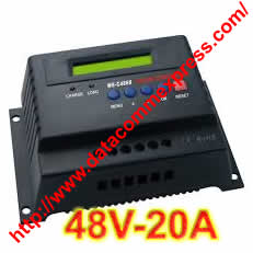 C4830 20A Solar Charge Controller