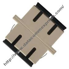 Fiber Optics Multi Mode SC  Duplex  Adapter
