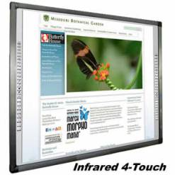 4 User 88″ Interactive Whiteboard with E-Learning Software-DEWB-88