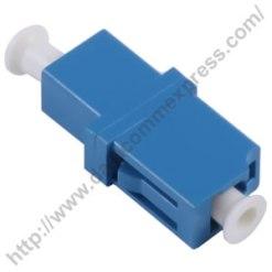 Fiber Optics Single Mode LC  Simplex Adapter
