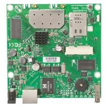 Mikrotik RB912UAG-5HPnD Atheros AR9342, 802.11a/n, 600Mhz CPU, 64MB RAM, mPCIe, 1GLan, OS L4