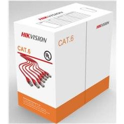 Hikvision Cat6UTP Cable-DS-1LN6-UU -1000ft