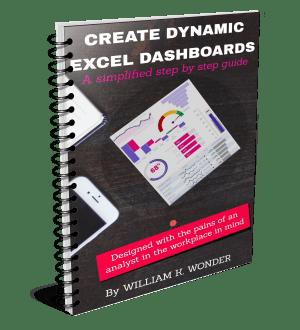 create dynamic excel dashboards