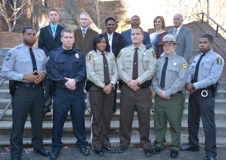 Vgcc Graduates 11 Law Enforcement Cadets In Schools 99th Blet Class