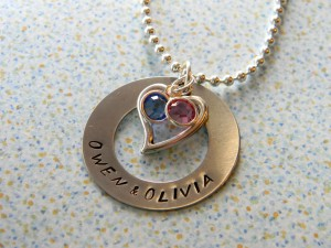 stamp-necklace