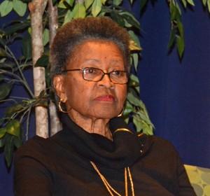 Delores S. Eaton in the VGCC Civic Center. (VGCC photo)