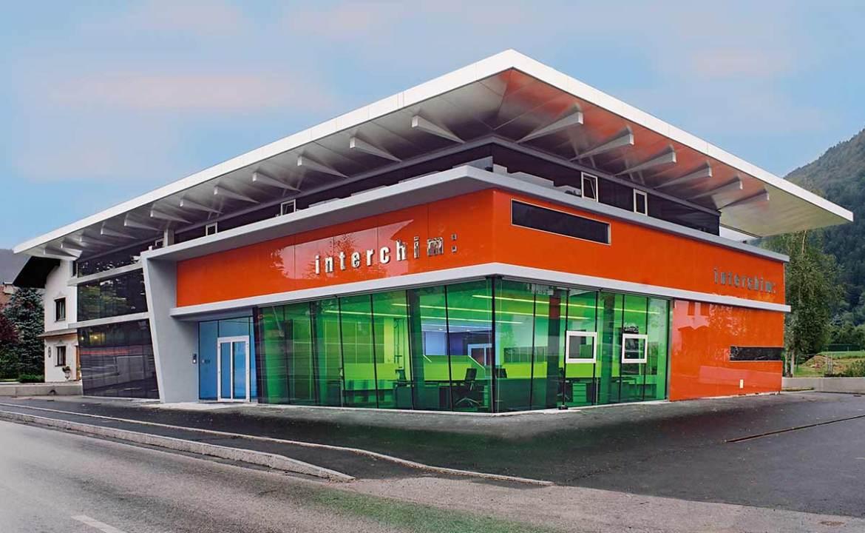 Betriebsgebäude Intercim Wörgl