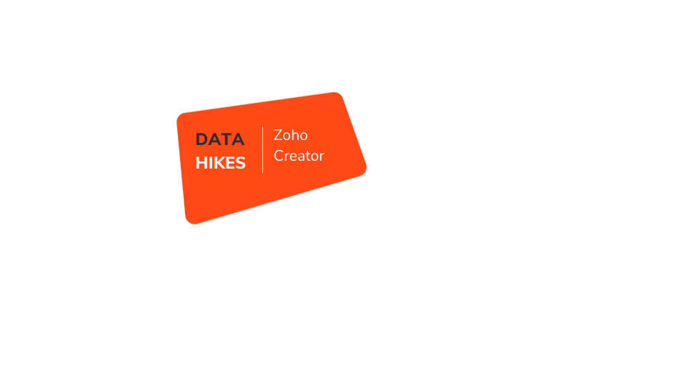 Zoho Creator Implementation Partner in India