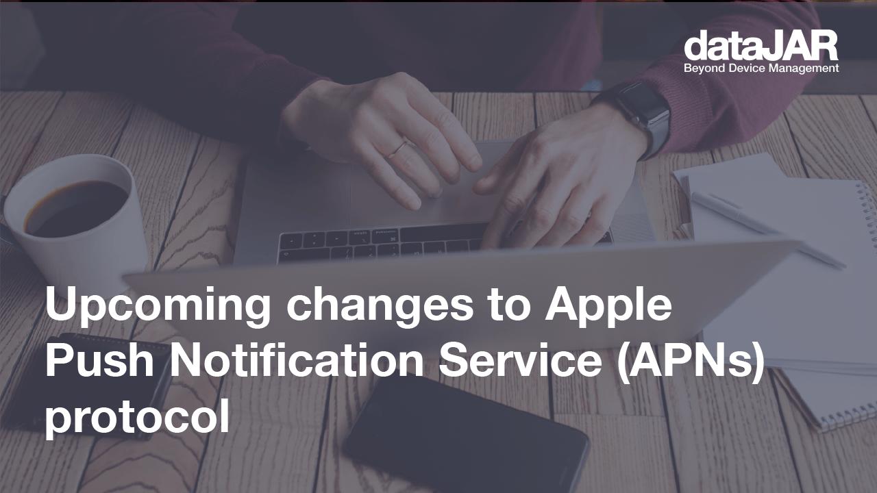 APNs Changes