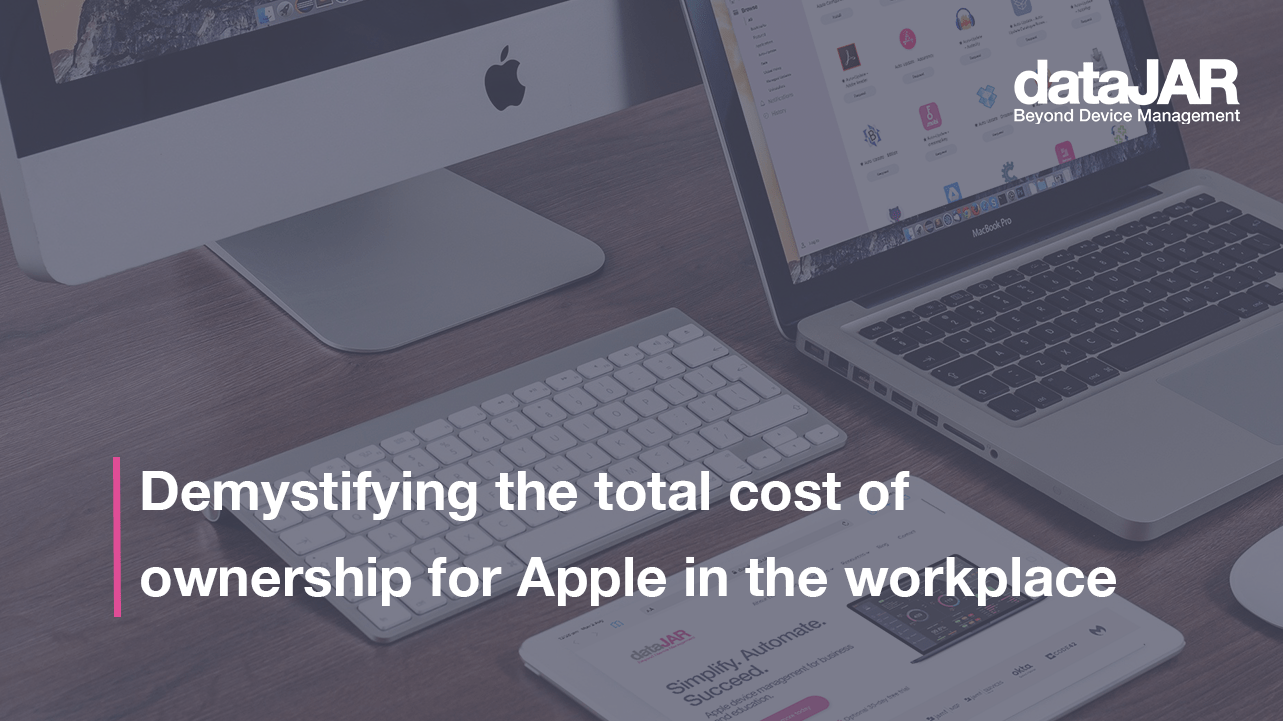 """Featured image for """"Demystifying the total cost of ownership for Apple in the workplace"""""""
