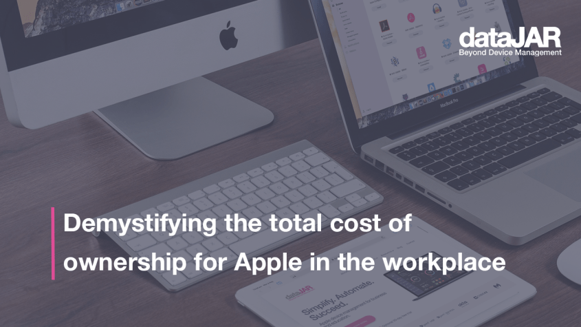 Demystifying the total cost of ownership for Apple in the workplace