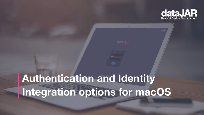 Authentication and Identity Integration options for macOS blog social