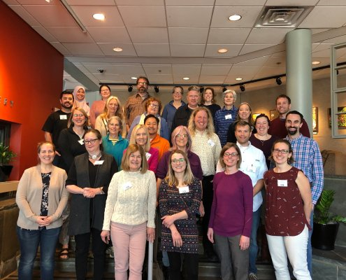 The March 2019 OOI Data Labs workshop featured 20 participants and staff from around the country.