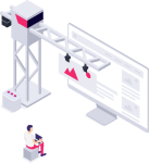 datamappr Isometric Illustration