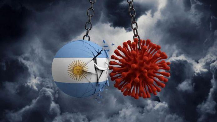 coronavirus, Argentina, muertes por Covid-19