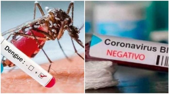 Dengue y Covid 19
