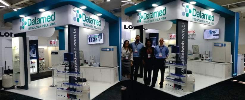A participação da Datamed no Congresso Brasileiro de Biologia Celular!