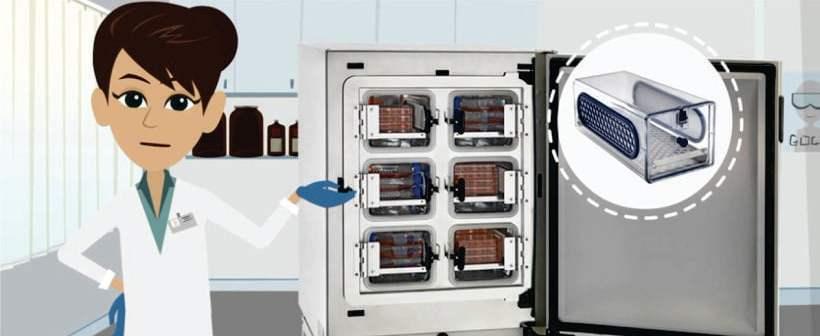 Conheça o sistema Cell Locker da Thermo Scientific!