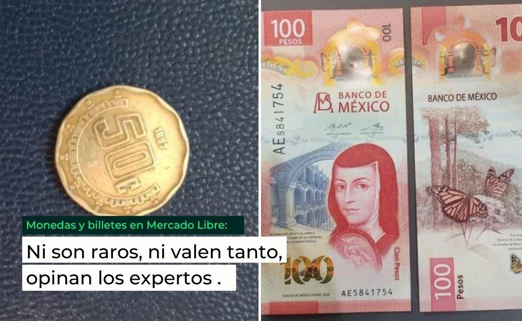 Billetes De Mexico TU PUEDES Disfrutar Una Coleccion De Billetes Completa