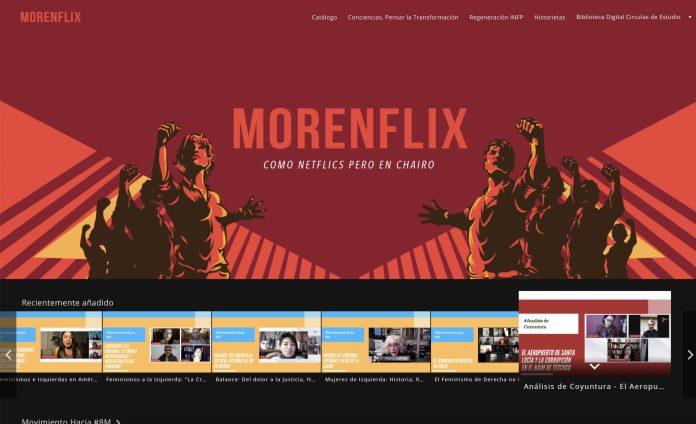 morenflix plataforma morena 2