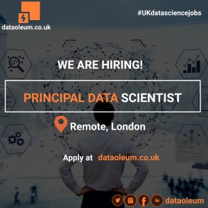 Principal Data Scientist in London