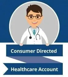Consumer Directed Healthcare Account