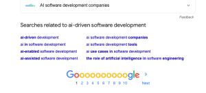 google keywords suggestion