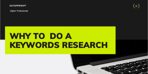 why do you need keywords research