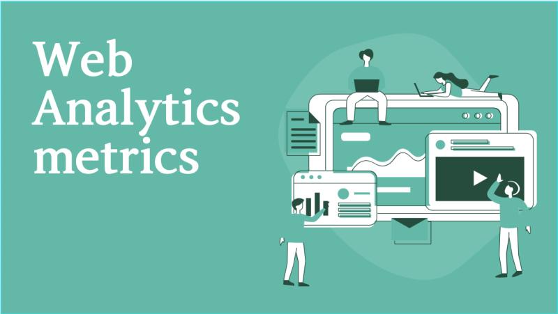 web analytics metrics
