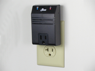 iBoot-WiFi. Wirweless Web Power Switch