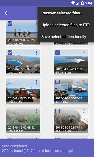 DiskDigger Photo Recovery 3