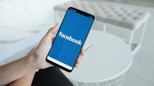 A Person Recovering Reported Facebook Account