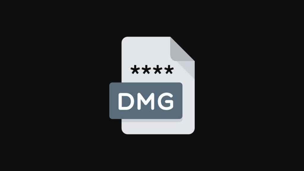 Recover DMG Password
