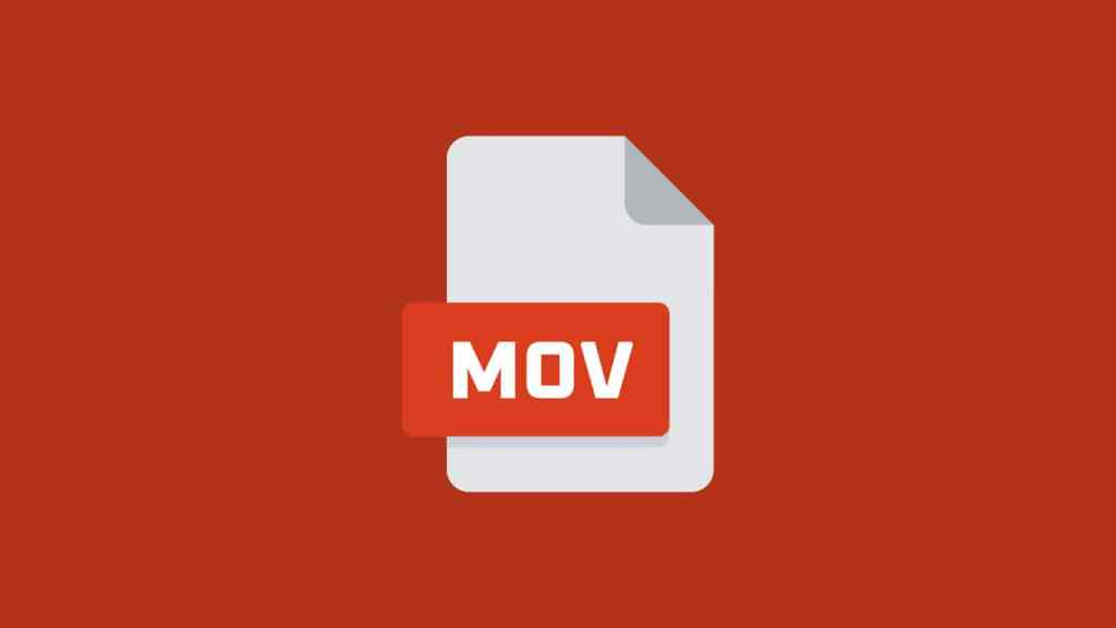 Recover MOV Files