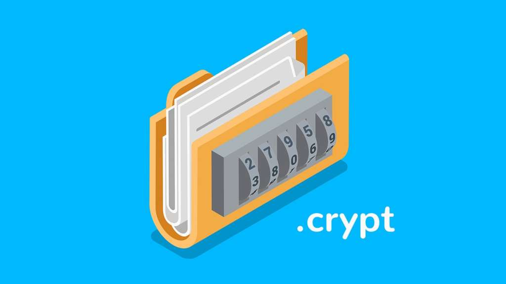 Recover .crypt Files