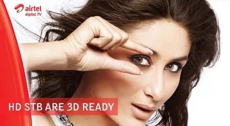 Bharti Airtel Launches 3D-ready HD DVR (Digital Video