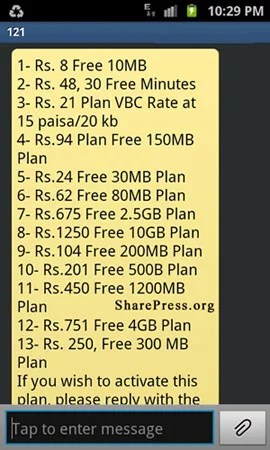 Airtel 3G Double Benefit Data Plan in Kerala