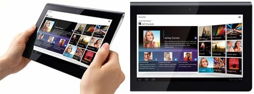 Sony launches Android Tablet s in India
